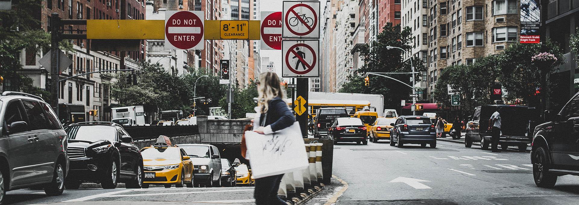 Fietsers, voetgangers & alcohol